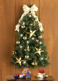 Happy Holidays Wall Tree $8.97