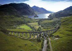 Inglaterra - esta ponte aparece nas filmagens de Harry Potter
