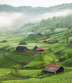 Piece of heaven-Countryside in Romania Beautiful Places To Visit, Wonderful Places, Beautiful World, Places To Travel, Places To See, Landscape Photography, Nature Photography, Travel Photography, Nature Sauvage