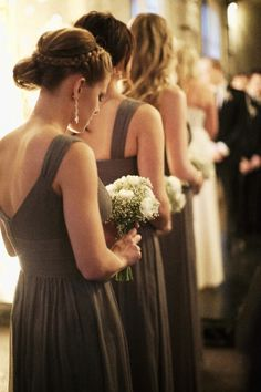 Beautiful bridesmaids dresses wedding-inspiration