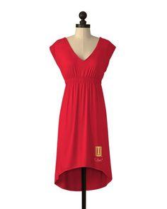 Tulsa Golden Hurricane   Team Sunrays Dress   meesh & mia