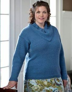 64df1450d Free Pattern! The Farrington Pullover from Knitting Plus