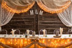 Western Barn Wedding