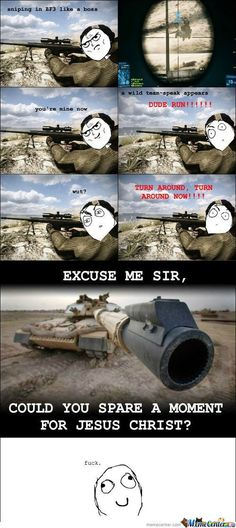 battlefield 3 memes | Battlefield Memes - 52 results this always happens to me.