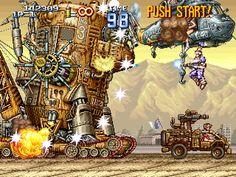 gunforce II, geo storm, irem, arcade