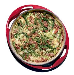 NYT Cooking: Asparagus Alla Fontina
