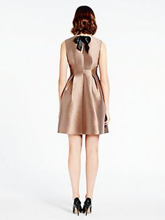 madison ave. collection coralie dress, stoneware by Kate Spade