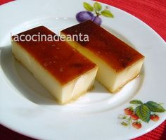 LA COCINA DE ANTA: Tarta Flan de queso Spanish Desserts, Pastel Cakes, Rice Soup, Barbacoa, Sin Gluten, Cheesecakes, Mexican Food Recipes, Food And Drink, Cooking Recipes