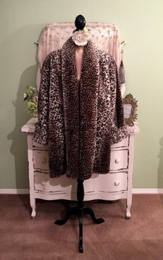 29a7f8785238 Please Do Not Purchase Thank You, Plus Size, Luxury Faux Fur Coat,  Hollywood Glam, Beautiful Faux Winter Coat, XXL