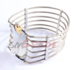 (Buy here: http://appdeal.ru/1fgg ) New Stainless steel Collar,sex Posture slave wire Collar with Lock Joints/sex restraint collar for couples for just US $39.99