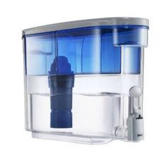 Get enough clear, clean water to to exceed your 64 ounces daily requirement, Pur 18-Cup Water Dispenser
