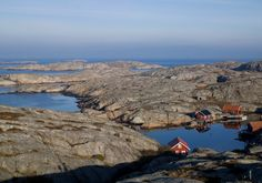 The west coast archipelago of Sweden.  Maybe someday!