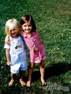 Dance Moms - Young picture of Paige & Brooke.  Too cute!