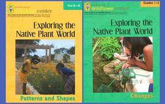 FREE Native Plant Curriculum - PreK - 6th grade!