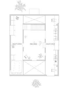 verdieping kleine vide bij entree en trap