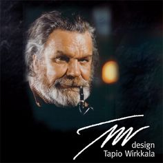 TAPIO WIRKKALA was a Finnish designer and sculptor, an important contributor in the creation of the Scandinavian mid-century modernist design language. Lassi, Design Language, Nordic Design, Ceramic Artists, Glass Design, Historian, Finland, Designer, Modern Art