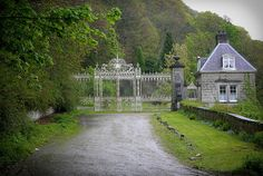 The Lost Mansion of Baron Hill, Beaumaris, Wales Abandoned Buildings, Abandoned Places, Anglesey, Baron, Vacation Destinations, View Image, Wales, In The Heights, Image Search