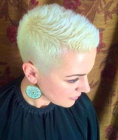 Opinions of her cut and color?