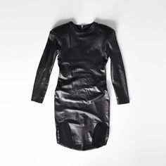 Shop our new WOMAN full body leather dress on Pict! http://pict.com/p/Bk2