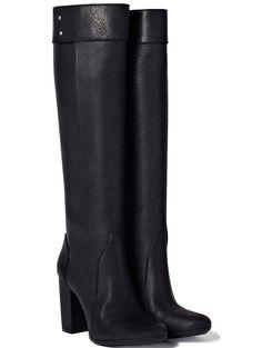 3.1 Phillip Lim Moss Tall Black Boots