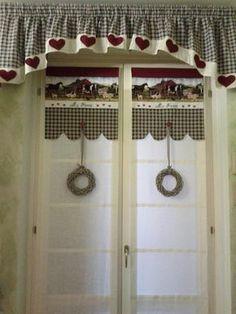 Resultado de imagen para pinterest cenefas para cortinas ...