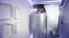 Cryotheraphy Chamber - Cristiano Ronaldo