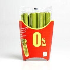 Celery #Box, 0% Fat. #Packaging sedano 0% di grassi. #Food