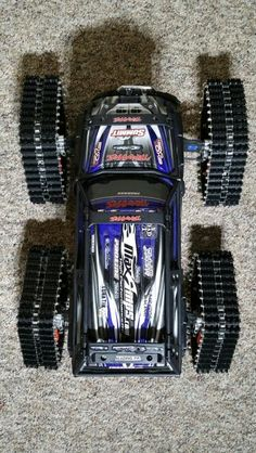 RC COLLECTION,  TRAXXAS SUMMIT !