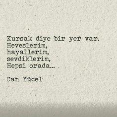 Can Yücel #şiir #poem