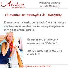 Humaniza tus estrategias de marketing