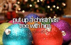 Poner el árbol de Navidad con El