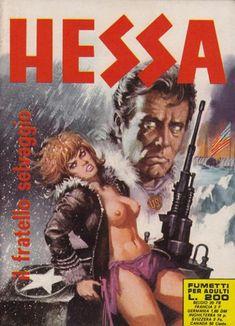 Cover for Hessa (Ediperiodici, 1970 series) #38