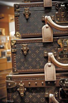 Las maletas ideales Louis Vuitton ❤