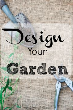 This year, I am planning on raised garden beds and using the square foot gardening method. You can use this method to design your garden, too.