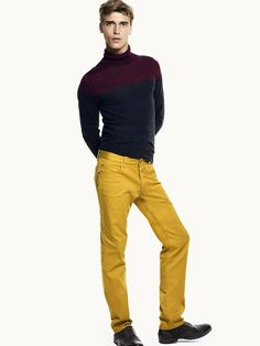 Running For The New H Fall/Winter 2012-2013 Men Collection!
