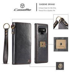 CaseMe Luxury Leather Wallet Case For Fundas iPhone 6 7 Flip Mobile Phone Capinha For Coque Apple iPhone 7 Plus Case Cover Iphone 8 Plus, Iphone 7, Apple Iphone 6, Iphone Cases, Leather Case, Leather Wallet, Galaxy Note 9, Galaxy S8, Card Wallet