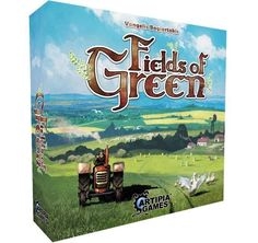 Fields of Green (Kickstarter Special)