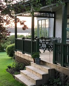Outdoor Rooms, Outdoor Living, Exterior Design, Interior And Exterior, Cottage Homes, My Dream Home, Future House, Beautiful Homes, Home And Garden