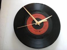 "ABC- the look of love    7""  vinyl record clock  £6.99"