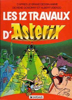 Les 12 travaux d'Astérix