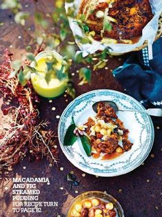 8e0e52ab2205b PressReader - Fairlady  2017-12-01 - MACADAMIA AND FIG STEAMED PUDDING