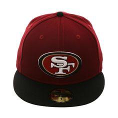 42a0b6a391330 Exclusive New Era 59Fifty San Francisco 49ers Hat - 2T Cardinal