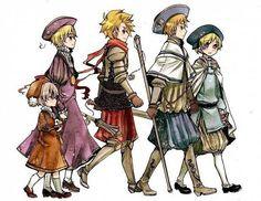 Young Nordics