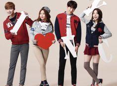 Lee Jong Suk, Kim Woo Bin, Minah and Yura love New York City for Semir.