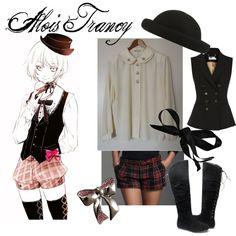 Alois Trancy - Polyvore