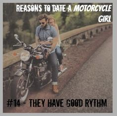 reasons to date a motorcycle girl 14