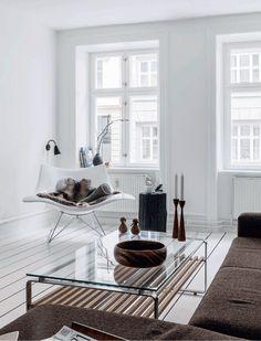 Copenhagen ナチュラル、エアリーアパートメント