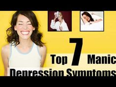 How To Recognize Manic Depression