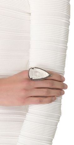 Pamela Love Arrowhead Ring | SHOPBOP