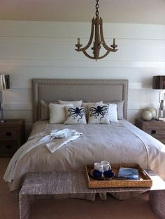 Bedroom By Susan Petril, Interior Designs. Features The 503DQ H Queen  Headboard By